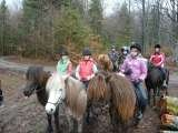Riding Camps for kids of Icelandic Horses Rding Ranch
