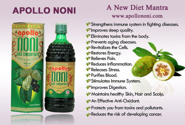 How To Drink Noni Juice Benefits