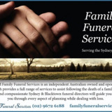 Family Funeral Services