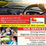 Driving School Melbourne | Local Driving Academy