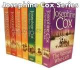 Josephine Cox Series 7 Books Set Pack Collection