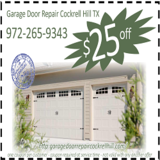 Garage Door Repair Cockrell Hill