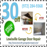 Lewisville Garage Door Repair