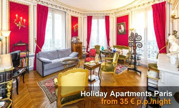 Pricelists of City Getaway - City Break Apartments - Paris | Barcelona | Berlin Rue Rousseau Vaudran - Photo 1 of 1