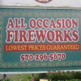All Occasion Fireworks