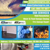 Property Restoration London | Johnston Pros - Mold Pro and Flood Pro