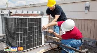 Heating and Air Conditioning Contractor, Lithonia