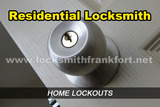 Locksmith Frankfort Home Lockouts