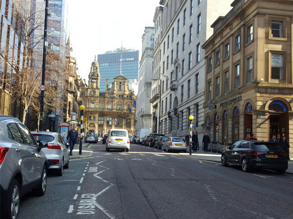 New Album of Manchester Airport Taxi Service Workplace Offices, 4th Floor Churchgate House, 56 Oxford Street - Photo 3 of 7