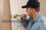 Greendale Deadbolt Installation