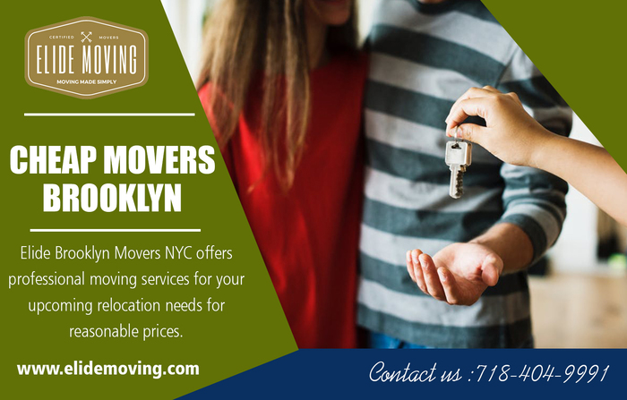 Cheap Movers Brooklyn My Album of Elide Moving 2387 Ocean Ave - Photo 5 of 8