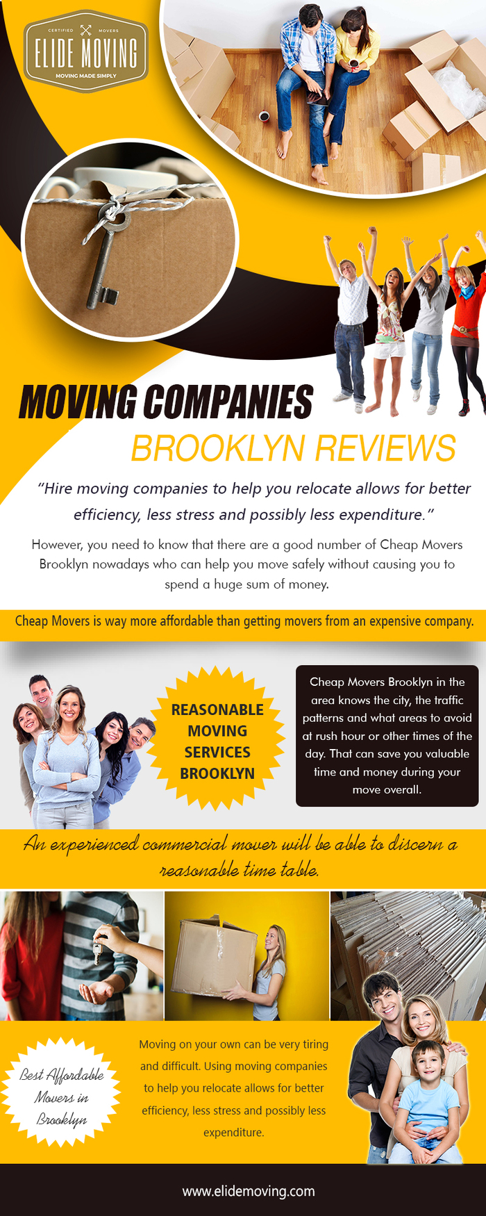 Moving Companies Brooklyn Reviews My Album of Elide Moving 2387 Ocean Ave - Photo 8 of 8