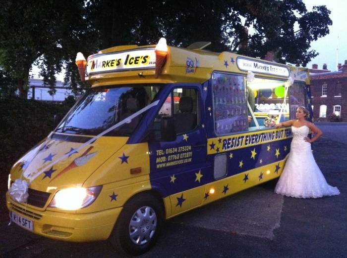 Profile Photos of Markes Ices London and Kent Ice Cream Van Hire Rainham - Photo 1 of 1