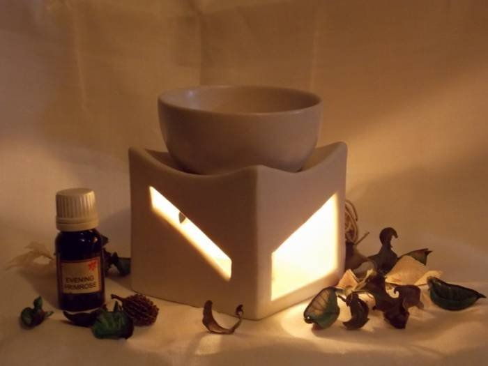 Ceramic oil diffuser Profile Photos of Trinnity Aromatics B 48, Ramprastha - Photo 11 of 12