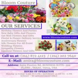Florist & flower delivery service Plano | Bloom Couture