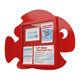 Fish External Notice Board