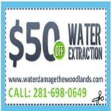 Water Damage Restoration The Woodlands TX