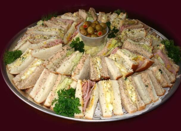 Sandwich Platter Profile Photos of Luxury Catering For Kent 94 Wilberforce Way - Photo 3 of 14