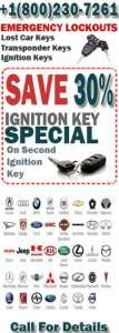 Pricelists of Ignition Repair, Lockout in Manvel