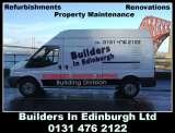 Building Services Edinburgh, Building Division