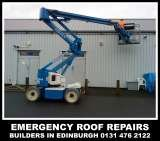 Builders In Edinburgh, Emergency Roof Repairs, Roofing Contractors