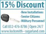 Pricelists of Safe Locksmith Safe Opening