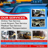 Lawsons Taxi & Transportation | Online Taxi Service