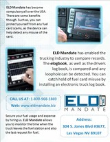 ELD Mandate | Electronic Logging Devices for Sale in USA, Las Vegas