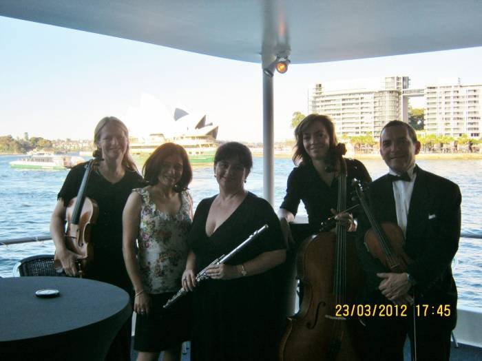 Corporate Harbour Cruise     New Album of Georgina Makdessi - Professional Vocalist Carlingford - Photo 2 of 3