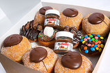 Donuts, Gourmet, Nutella of My Sweet Box