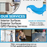 Interior Painting Specialists Dandenong | GPD PAINTING SERVICES