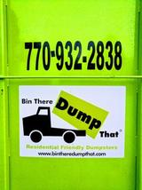 Profile Photos of Bin There Dump That- Dumpster Rental Lawrenceville