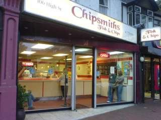 Chipsmiths Fish & Chips