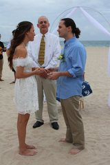 Profile Photos of Wedding Officiant - Affordable Ocean Ceremonies & Beach Weddings