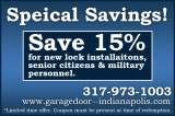 Pricelists of Locksmith in Indianapolis IN