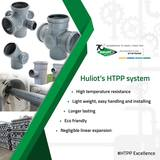 Products of Huliot Pipes and Fittings Private Limited, India