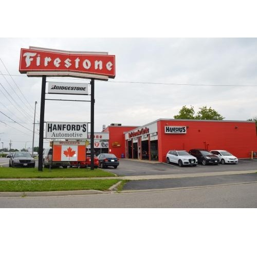 Profile Photos of Hanford's Tire & Service 444 Wharncliffe Rd S - Photo 2 of 2
