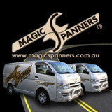 Magic Spanners