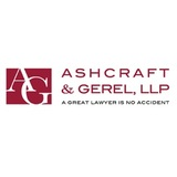Personal Injury Attorney, Law Firm, Trial Attorney, Lawyer, Auto Accident Attorney, Worker's Compensation Attorney, Nursing Home Neglect and Elder Abuse Attorney, Truck Accident Lawyers, Medical Malpractice Lawyers. Ashcraft & Gerel, LLP 1825 K Street, NW #700