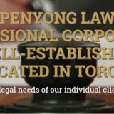 JD Ekpenyong Barristter Professional Corporation