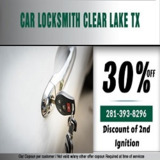 Car Locksmith Clear Lake