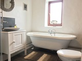 Holiday Cottage Watchet Bathroom