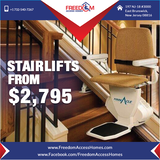 stairlifts of Freedom Access Homes