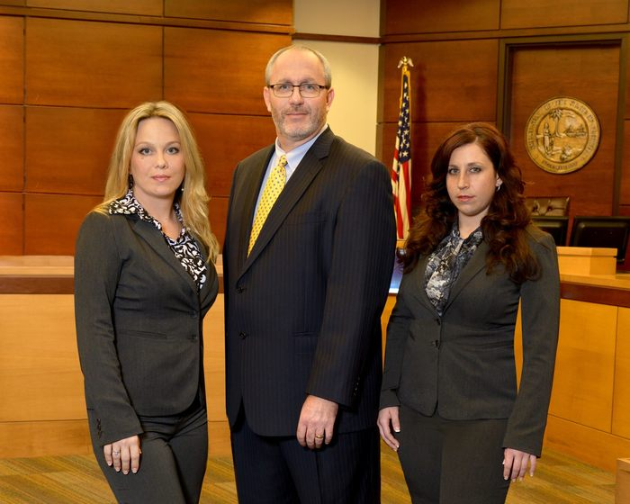 Profile Photos of Flaherty Defense Firm 4012 Commons Dr W , #104D - Photo 1 of 5