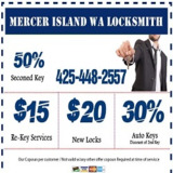 Mercer Island Locksmith WA