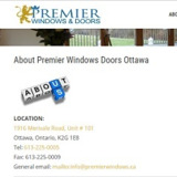 Premier Windows & Doors Ottawa