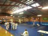 Gracie Kids- Internal kids competition.