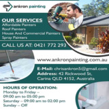 Painters In Brisbane | Ankron Pty Ltd