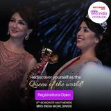 Mrs India Worldwide Event of Mrs India Worldwide- Beauty Contest for Married Women's in India