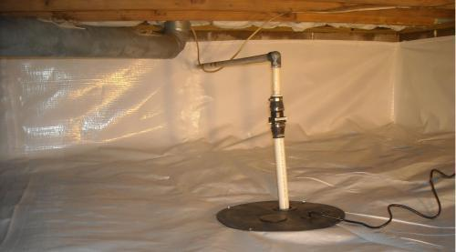 New Album of Indiana Crawl Space Repair 1759 N. Blue Bluff Rd. - Photo 1 of 1